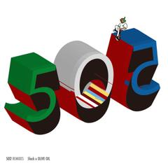 12/26発売!予約受付開始 5lack x Olive Oil / 5O2 Remixes