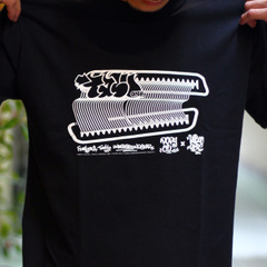 TABOO1 × POPYOIL SPECIAL T-shirts type B