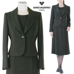 完売しました【送料無料&最安】MARIO VALENTINO マリオヴァレンティーノ 2360003 女性美と飽きの来ないデザインを兼ね備えたアンサンブル 9号~17号 【即日出荷&本日お届けも可】