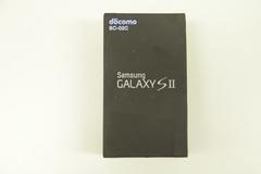 SAMSUNG SC02C (GALAXY S2) ホワイト