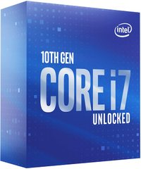 INTEL CPU BX8070110700K Core i7-10700K プロセッサー、3.80GHz(5.10 GHz) 、 16MBキャッシュ 、 8コア 日本正規流通商品