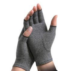 着圧引き締め手袋慢性関節リウマチ、手根管、ハンドグローブからの痛みを和らげ、コンピュータタイピングと日常生活のための指針(2組)