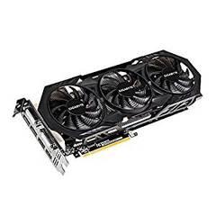 【中古】GIGABYTE ビデオカード Geforce GTX970搭載 オーバークロックモデル GV-N970WF3OC-4GD