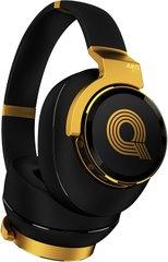 AKG N90Q ヘッドホン 密閉型/オーバーイヤー/ノイズキャンセリング ブラック/ゴールド N90QLE 【国内正規品】