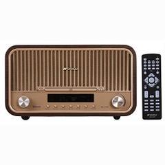サンスイ Bluetooth対応CDステレオシステムSANSUI Hi-Fiオーディオ SMS-820BT