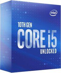 INTEL 第10世代 CPU Comet Lake-S Corei5-10600K 4.1GHz 6C/12TH BX8070110600K【 BOX 】 日本正規流通品