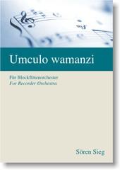注文番号017/Umculo wamanzi