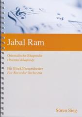 注文番号029 / Jabal Ram