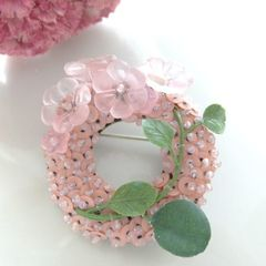フェアリーリース ピンク