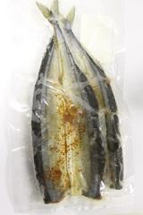 ピリカラサンマ(販売:しっでぃーぐりーんネットワーク)