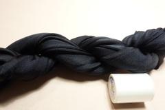 01twmj_s_g-16-01_ツーウェイ無地:シングル巾:ブラック
