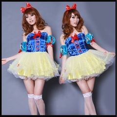 お姫様ドレスコスチューム・ハロウィン用コスプレ衣装