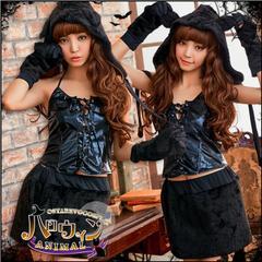 【削除予定】熊コスプレ アニマル ハロウィン 衣装 セクシー コスチューム