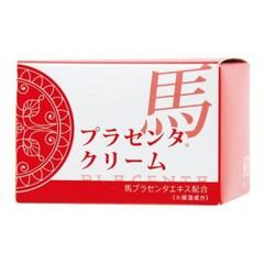 馬プラセンタ(保湿成分)エキス配合 クリーム 【 三和通商 】 【 化粧品 】