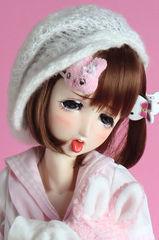 「Pink Drops #50 小桃(コモモ)」