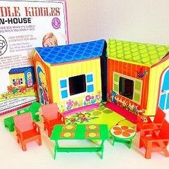 ●SOLD●1968 リッドルキッドル Open House コンプリート 箱入