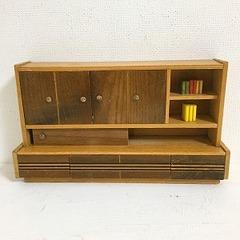 ●SOLD●【Lサイズ】ドイツ 木製キャビネット B