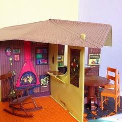 ●SOLD●1974-1978 The Sunshine Family ハウス