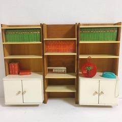 ●SOLD●【Lサイズ】60s ドイツ 木製本棚
