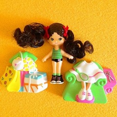 ●SOLD●80's Little Snaps ヘアカット