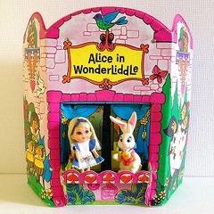 ●SOLD●1967 リッドルキッドル Alice in WonderLiddle