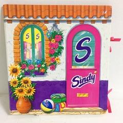 シンディー 1996 Pop up book ハウス