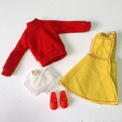 ●SOLD●Sindy シンデイ サロペットスカートのセット