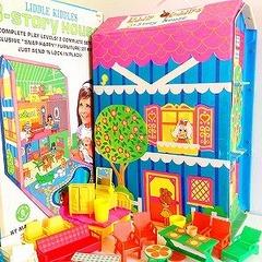●SOLD●1968 リッドルキッドル 3-Story House コンプリート 箱入