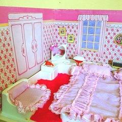 ●SOLD●1981-1982 ギリシャ Bibi-bo ベッドルーム