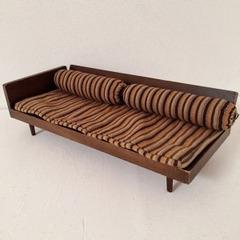 ●SOLD●バービー 1958 モダン木製家具 ソファB