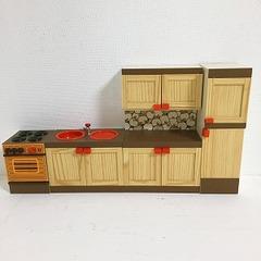 ●SOLD●【Mサイズ】ドイツ 木製キッチン