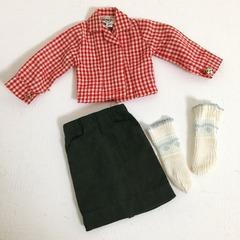●SOLD●Tammy タミーちゃん シャツ&スカート