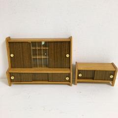 ●SOLD●【Mサイズ】60-70s ドイツ 木製キャビネット
