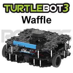 TURTLEBOT3 Waffle [US][901-0119-300]