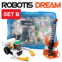 ROBOTIS DREAM Set B[EN]