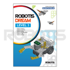 ROBOTIS DREAM Level 3 Workbook [EN][904-0041-200]