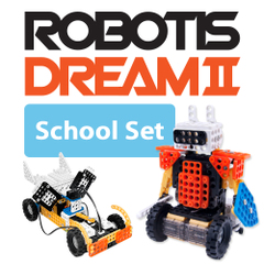 ROBOTIS DREAM II School Set[901-0147-200]
