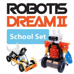 ROBOTIS DREAM II School Set[901-0147-200]