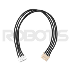 Robot Cable-X4P 180mm (Convertible) (10ea)[903-0246-000]