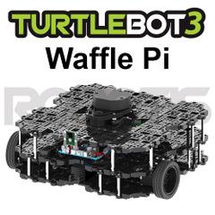 TURTLEBOT3 Waffle Pi [US][901-0119-301]
