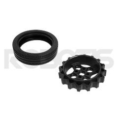 TB3 Wheel/Tire Set-ISW-01 (2ea)[903-0260-000]
