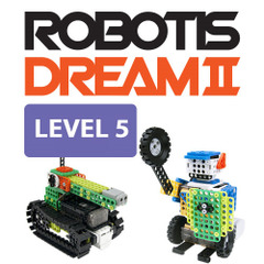ROBOTIS DREAMⅡ Level 5 Kit [EN][901-0125-201]