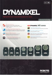 DYNAMIXEL MXシリーズ PDFカタログ