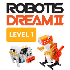 ROBOTIS DREAMⅡ Level 1 Kit [EN][901-0036-201]