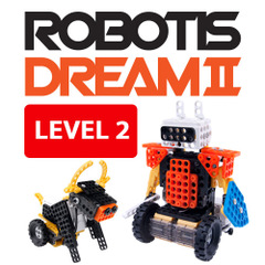 ROBOTIS DREAMⅡ Level 2 Kit [EN][901-0037-201]