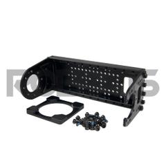 FRP54-H220K Set(54mm角シリーズ対応ヒンジ/200シリーズ/ショート)[903-0223-000]