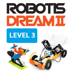 ROBOTIS DREAMⅡ Level 3 Kit [EN][901-0055-201]