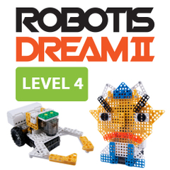 ROBOTIS DREAMⅡ Level 4 Kit [EN][901-0059-201]