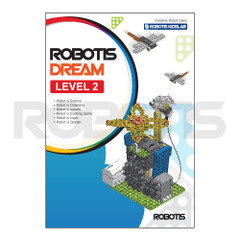ROBOTIS DREAM Level 2 Workbook [EN][904-0040-200]