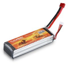 Floureon 11.1V 4500mAh 30C LiPo Battery